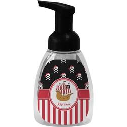 Pirate & Stripes Foam Soap Dispenser (Personalized)