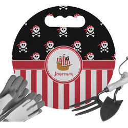 Pirate & Stripes Gardening Knee Cushion (Personalized)