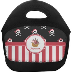 Pirate & Stripes Toddler Lunch Tote (Personalized)