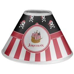 Pirate & Stripes Coolie Lamp Shade (Personalized)