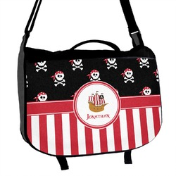 Pirate & Stripes Messenger Bag (Personalized)