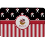 Pirate & Stripes Comfort Mat (Personalized)
