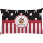 Pirate & Stripes Pillow Case (Personalized)