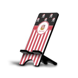 Pirate & Stripes Cell Phone Stands (Personalized)