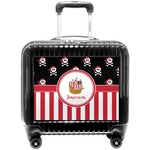 Pirate & Stripes Pilot / Flight Suitcase (Personalized)