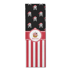 Pirate & Stripes Runner Rug - 3.66'x8' (Personalized)