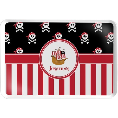 Pirate & Stripes Serving Tray (Personalized)