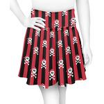 Pirate & Stripes Skater Skirt (Personalized)