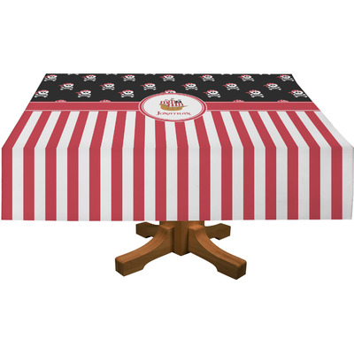 Pirate & Stripes Tablecloth (Personalized)