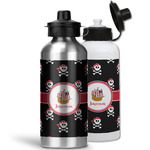 Pirate Water Bottles- Aluminum (Personalized)