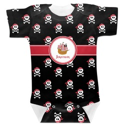 Pirate Baby Bodysuit (Personalized)