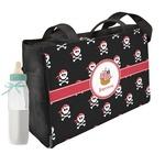 Pirate Diaper Bag w/ Name or Text