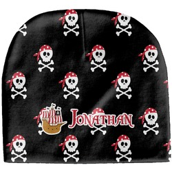 Pirate Baby Hat (Beanie) (Personalized)