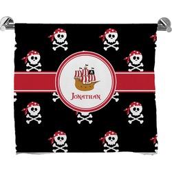 Pirate Bath Towel (Personalized)