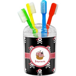Pirate Toothbrush Holder (Personalized)