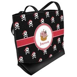 Pirate Beach Tote Bag (Personalized)