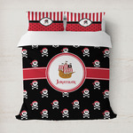 Pirate Duvet Cover (Personalized)