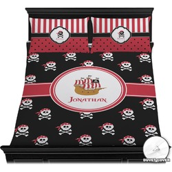 Pirate Duvet Cover Set (Personalized)