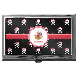 Pirate Business Card Case