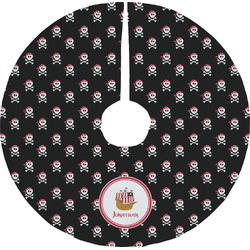 Pirate Tree Skirt (Personalized)