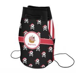 Pirate Neoprene Drawstring Backpack (Personalized)