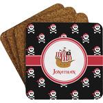 Pirate Coaster Set (Personalized)