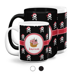 Pirate Coffee Mugs (Personalized)