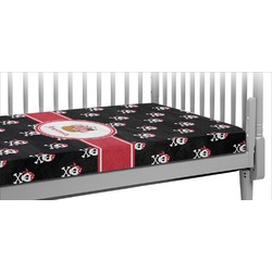 Pirate Crib Fitted Sheet (Personalized)