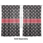 "Pirate Curtains - 40""x63"" Panels - Lined (2 Panels Per Set) (Personalized)"