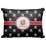 "Pirate Decorative Baby Pillowcase - 16""x12"" (Personalized)"
