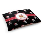 Pirate Dog Bed (Personalized)