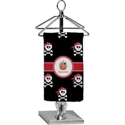 Pirate Finger Tip Towel - Full Print (Personalized)