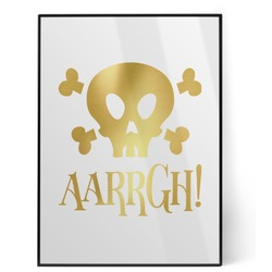 Pirate Foil Print (Personalized)