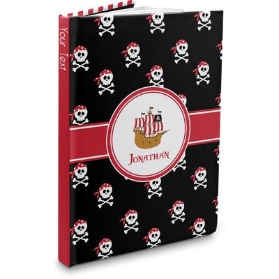 Pirate Hardbound Journal (Personalized)