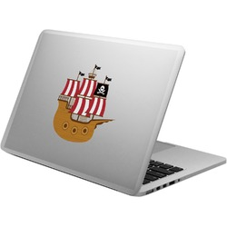Pirate Laptop Decal (Personalized)