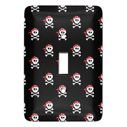 Pirate Light Switch Covers - Multiple Toggle Options Available (Personalized)