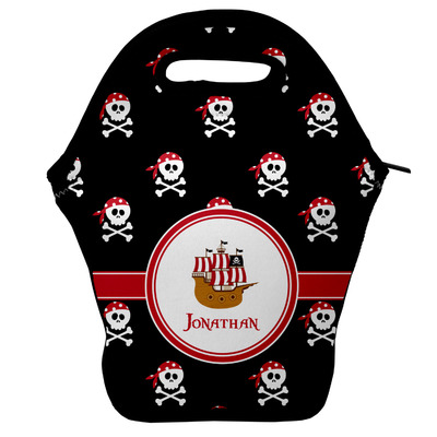 Pirate Lunch Bag w/ Name or Text