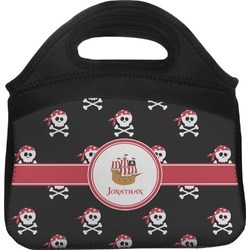 Pirate Lunch Tote (Personalized)