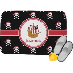 Pirate Memory Foam Bath Mat (Personalized)