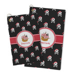 Pirate Microfiber Golf Towel (Personalized)