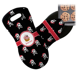 Pirate Neoprene Oven Mitt (Personalized)