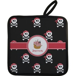 Pirate Pot Holder (Personalized)
