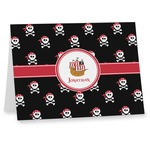 Pirate Notecards (Personalized)