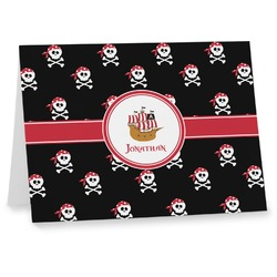 Pirate Note cards (Personalized)