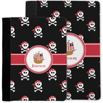 Pirate Notebook Padfolio w/ Name or Text