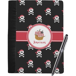 Pirate Notebook Padfolio (Personalized)