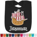 Pirate Bib - Select Color (Personalized)