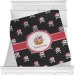 Pirate Blanket (Personalized)
