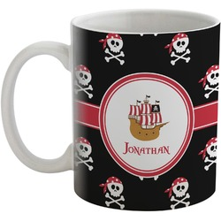 Pirate Coffee Mug (Personalized)