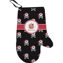 Pirate Oven Mitt (Personalized)
